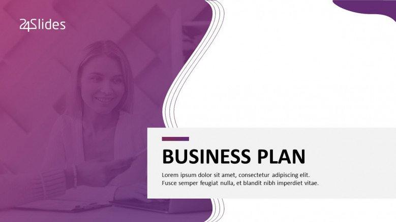 презентация бля бизнес-проекта